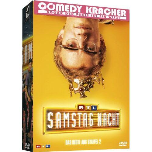 Wigald Boning - RTL Samstag Nacht - Das Beste aus Staffel 2 (5 DVDs) - Preis vom 20.06.2021 04:47:58 h