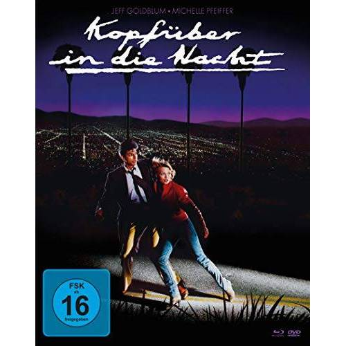 John Landis - Kopfüber in die Nacht - Mediabook (+2 DVDs) [Blu-ray] - Preis vom 13.09.2021 05:00:26 h