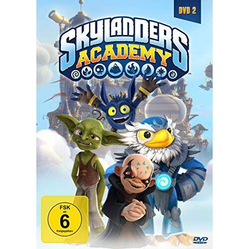 - Skylanders Academy Staffel 1 - DVD 2 - Preis vom 17.06.2021 04:48:08 h