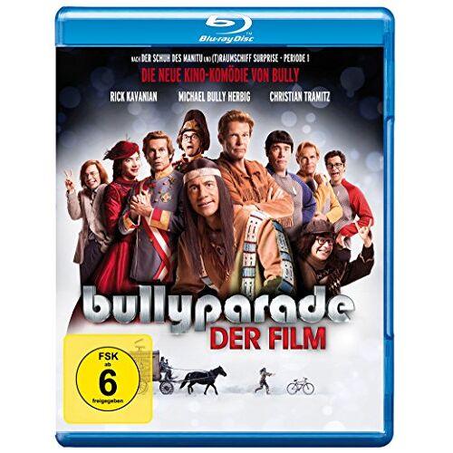 Michael Bully Herbig - Bullyparade: Der Film [Blu-ray] - Preis vom 18.06.2021 04:47:54 h