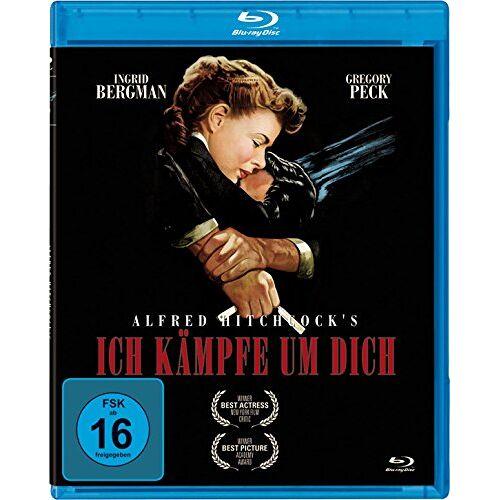 Alfred Hitchcock - Alfred Hitchcock: Ich kämpfe um dich (1945) [Blu-ray] - Preis vom 20.09.2021 04:52:36 h