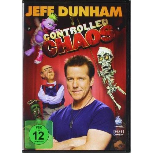 Jeff Dunham - Controlled Chaos - Preis vom 19.06.2021 04:48:54 h