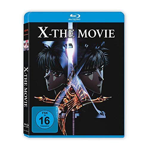 Yoshiaki Kawajiri - X - The Movie [Blu-ray] - Preis vom 09.06.2021 04:47:15 h