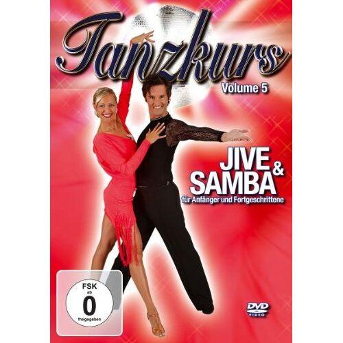 - Tanzkurs Vol. 5 - Jive & Samba - Preis vom 23.10.2021 04:56:07 h