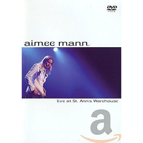 Aimee Mann - Live at St. Ann's Warehouse (CD + DVD) - Preis vom 21.06.2021 04:48:19 h