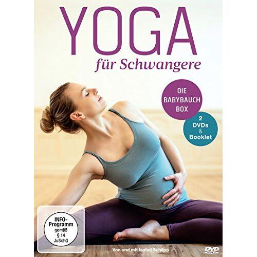 Elli Becker - Yoga für Schwangere - Die Babybauch-Box [2 DVDs] - Preis vom 31.07.2021 04:48:47 h