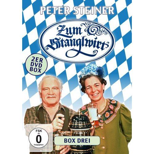 Peter Steiner - Zum Stanglwirt - Box Drei [2 DVDs] - Preis vom 17.06.2021 04:48:08 h