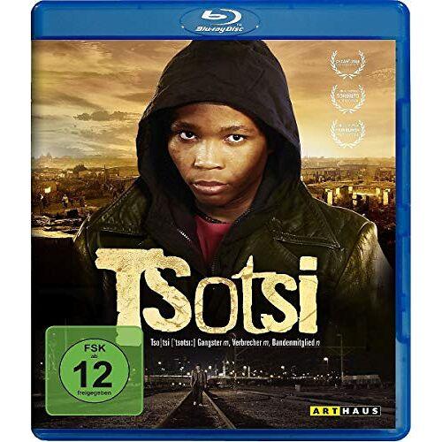 Gavin Hood - Tsotsi [Blu-ray] - Preis vom 18.06.2021 04:47:54 h