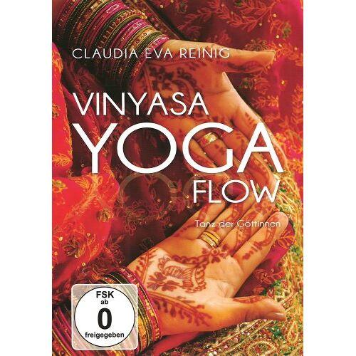 Claudia Eva Reinig - Vinyasa Yoga Flow - Tanz der Göttinen - Preis vom 16.10.2021 04:56:05 h