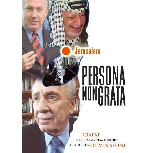 Oliver Stone - Persona Non Grata - Arafat und der Palästina-Konflikt gesehen von Oliver Stone - Preis vom 14.06.2021 04:47:09 h