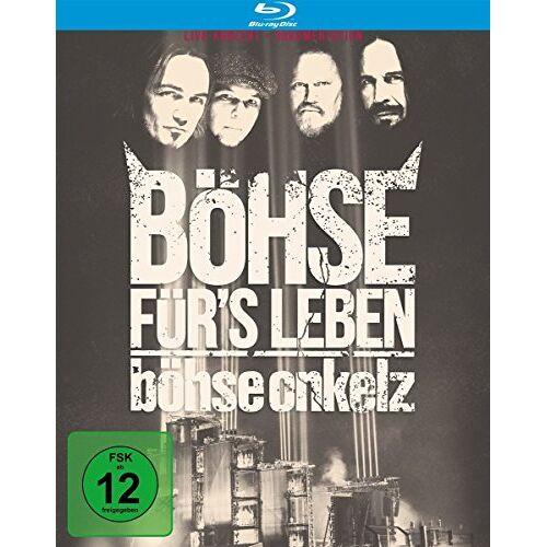 Böhse Onkelz - BÖHSE FÜR´S LEBEN [Blu-ray] - Preis vom 17.06.2021 04:48:08 h