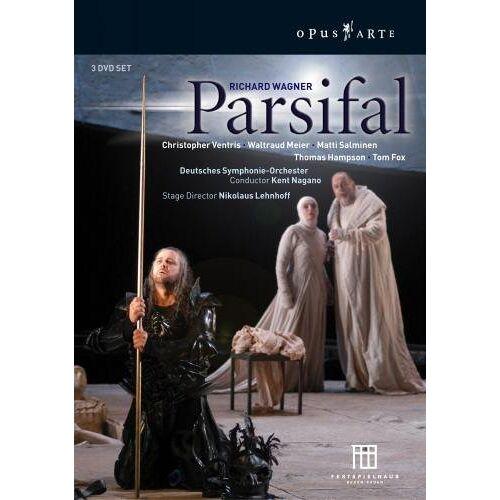 Nikolaus Lehnhoff - Wagner, Richard - Parsifal (3 DVDs / NTSC) - Preis vom 21.06.2021 04:48:19 h