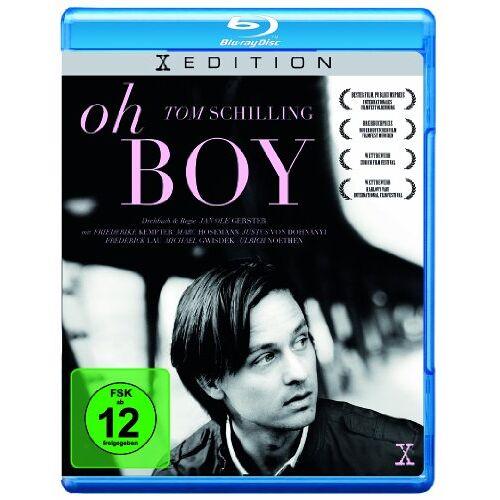 Jan-Ole Gerster - Oh Boy [Blu-ray] - Preis vom 22.06.2021 04:48:15 h