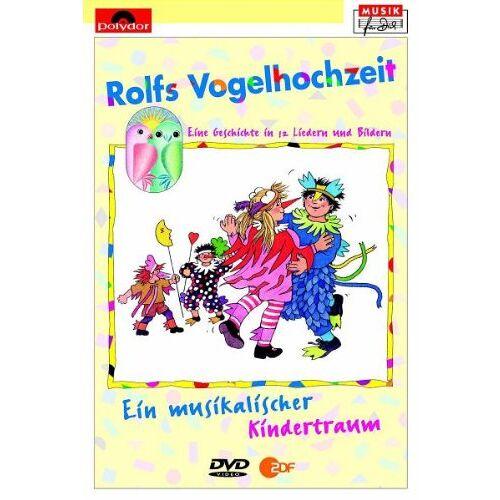 Rolf Zuckowski - Rolfs Vogelhochzeit - Preis vom 27.07.2021 04:46:51 h