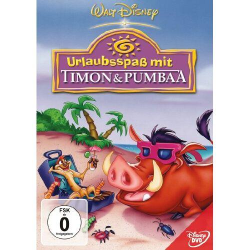 - Urlaubsspaß mit Timon & Pumbaa - Preis vom 13.06.2021 04:45:58 h