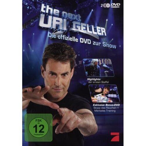 Uri Geller - The Next Uri Geller - Die offizielle DVD zur Show - Preis vom 09.06.2021 04:47:15 h