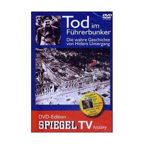 - Spiegel TV - Tod im Führerbunker - Preis vom 12.06.2021 04:48:00 h