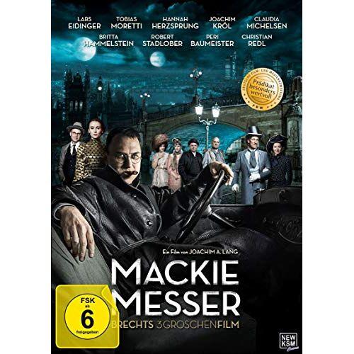 Joachim A. Lang - Mackie Messer - Brechts Dreigroschenfilm - Preis vom 22.06.2021 04:48:15 h