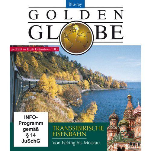 Tanja Frank - Transsibirische Eisenbahn - Golden Globe [Blu-ray] - Preis vom 23.09.2021 04:56:55 h