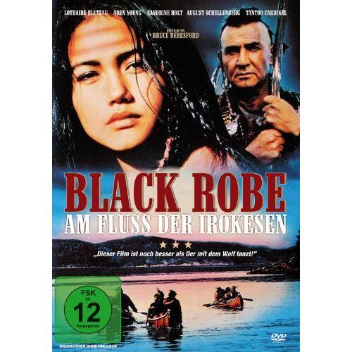 Bruce Beresford - Black Robe - Am Fluss der Irokesen [DVD] - Preis vom 17.05.2021 04:44:08 h