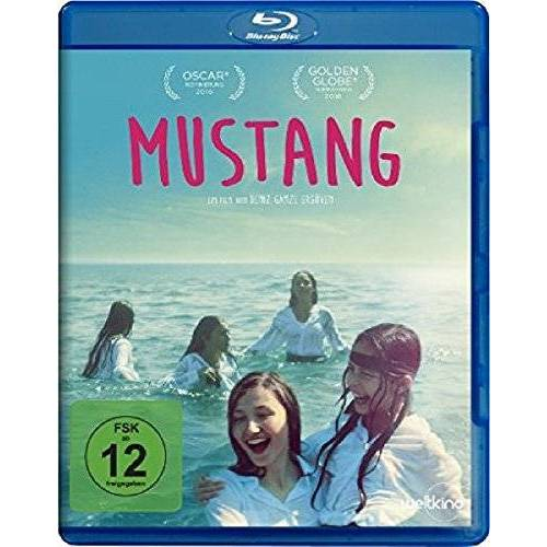 Deniz Gamze Ergüven - Mustang [Blu-ray] - Preis vom 28.07.2021 04:47:08 h
