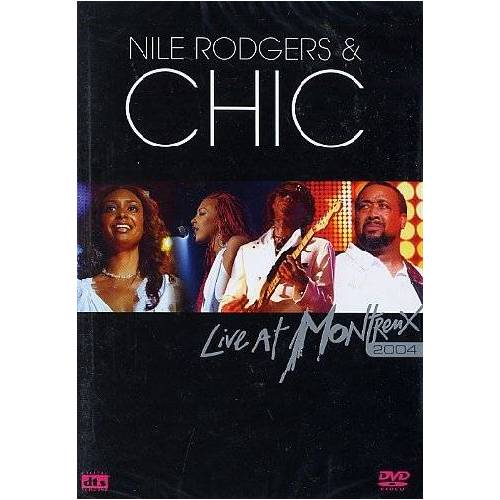 Nile Rodgers - Nile Rodgers & Chic - Live at Montreux 2004 - Preis vom 13.06.2021 04:45:58 h