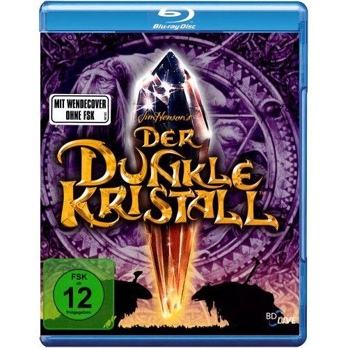 Frank Oz - Der dunkle Kristall [Blu-ray] - Preis vom 18.10.2021 04:54:15 h
