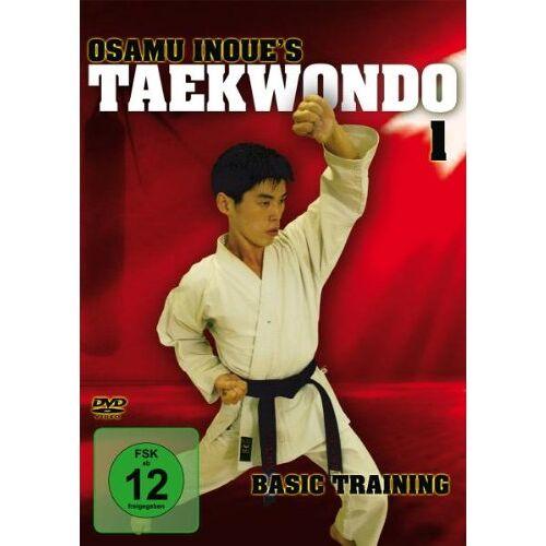 Osamu Inoue - Taekwondo - Osamu Inoue's Teakwondo 1 - Preis vom 23.07.2021 04:48:01 h