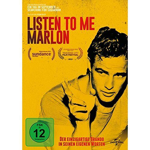 Marlon Brando - Listen to Me Marlon - Preis vom 16.06.2021 04:47:02 h