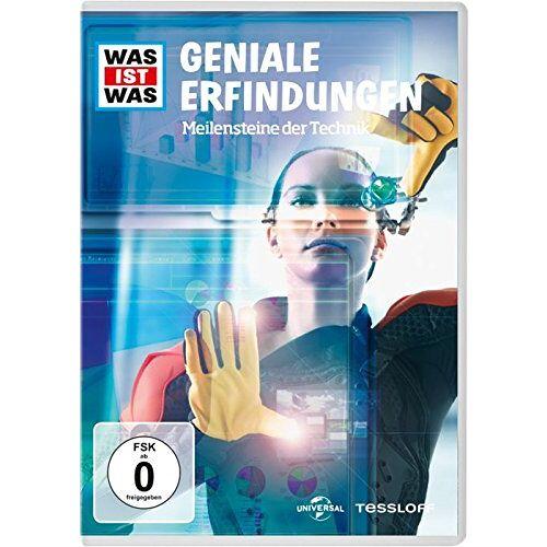 - Erfindungen und Bionik, 1 DVD - Preis vom 13.06.2021 04:45:58 h