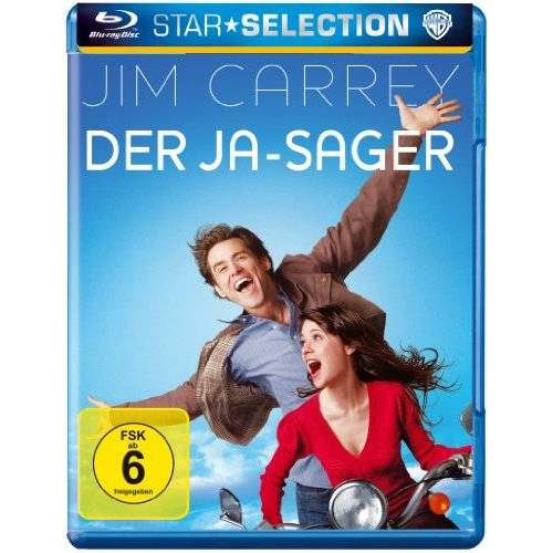 Peyton Reed - Der Ja-Sager [Blu-ray] - Preis vom 23.07.2021 04:48:01 h