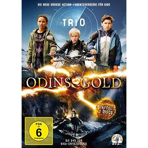 Atle Knudsen - Trio - Odins Gold (Staffel 1) [2 DVDs] - Preis vom 19.06.2021 04:48:54 h