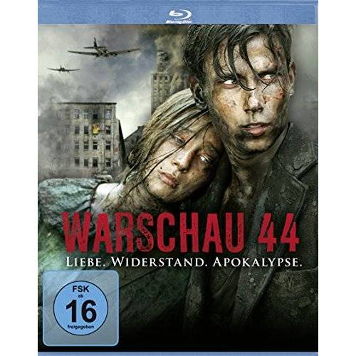 Jan Komasa - Warschau 44 (aka Miasto '44) [Blu-ray] - Preis vom 22.06.2021 04:48:15 h
