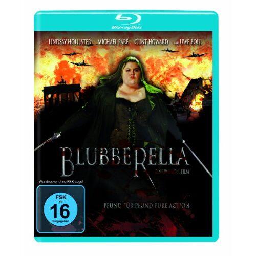 Uwe Boll - Blubberella [Blu-ray] - Preis vom 13.06.2021 04:45:58 h