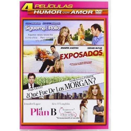 Varios Directores - Pack Humor Con Amor 1: Sigueme El Rollo, El Plan B, Exposados, Que Fue De Los - Preis vom 14.06.2021 04:47:09 h