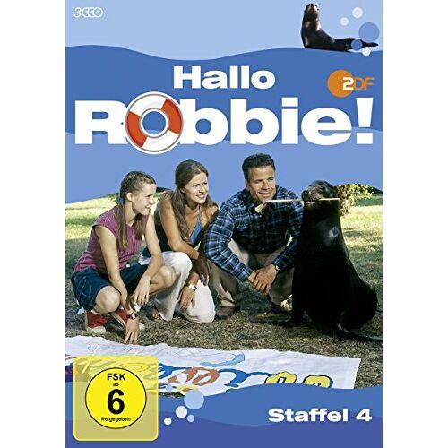 Monika Zinnenberg - Hallo Robbie! Staffel 4 (3 DVDs) - Preis vom 13.06.2021 04:45:58 h