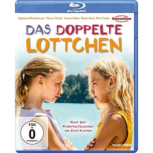 Lancelot von Naso - Das doppelte Lottchen [Blu-ray] - Preis vom 15.06.2021 04:47:52 h