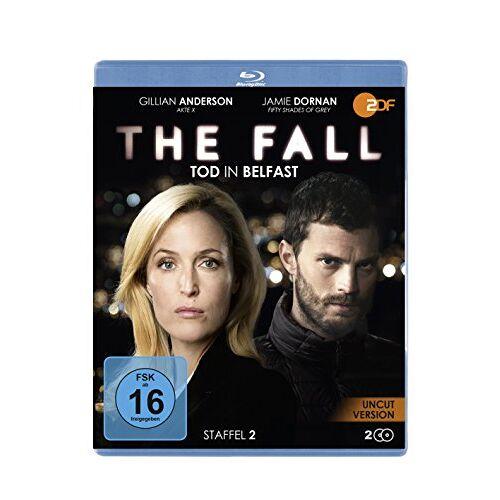 Jakob Verbruggen - The Fall - Tod in Belfast - Staffel 2 [2 Blu-rays] - Preis vom 20.06.2021 04:47:58 h