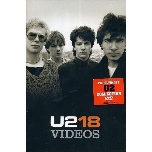 U2 - 18 Videos - Preis vom 18.06.2021 04:47:54 h