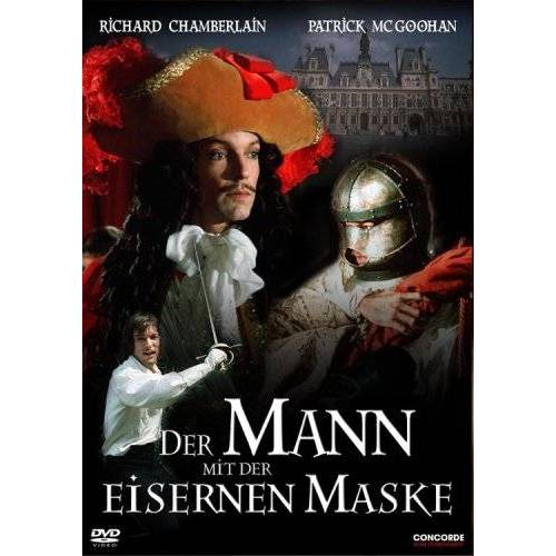 Mike Newell - Der Mann mit der eisernen Maske - Preis vom 22.06.2021 04:48:15 h