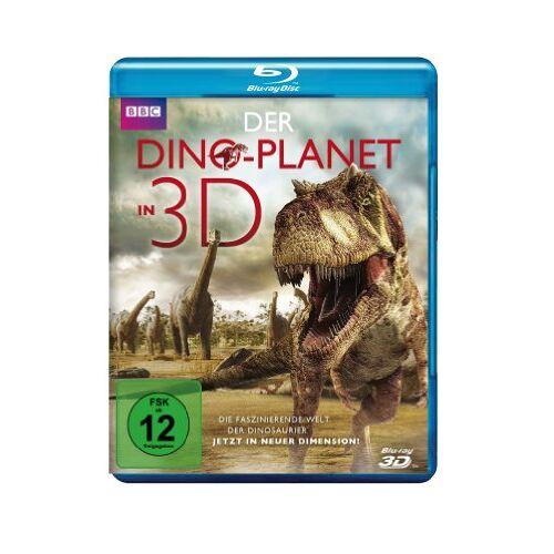 Nigel Paterson - Der Dino-Planet in 3D [3D Blu-ray] - Preis vom 11.06.2021 04:46:58 h