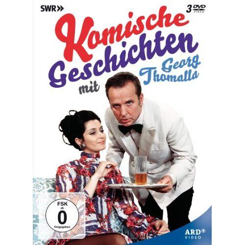Georg Thomalla - Komische Geschichten mit Georg Thomalla [3 DVDs] - Preis vom 11.06.2021 04:46:58 h