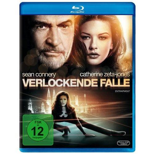 Jon Amiel - Verlockende Falle [Blu-ray] - Preis vom 24.07.2021 04:46:39 h