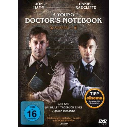 Alex Hardcastle - A Young Doctor's Notebook - Staffel 1 - Preis vom 11.06.2021 04:46:58 h