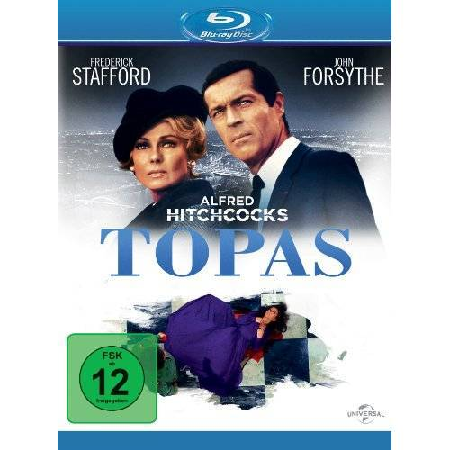 Alfred Hitchcock - Topas - Alfred Hitchcock [Blu-ray] - Preis vom 11.06.2021 04:46:58 h