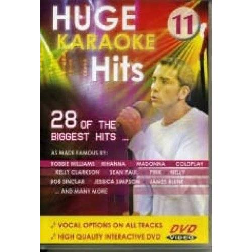 - Karaoke - Huge Karaoke Hits 11 - Preis vom 14.06.2021 04:47:09 h