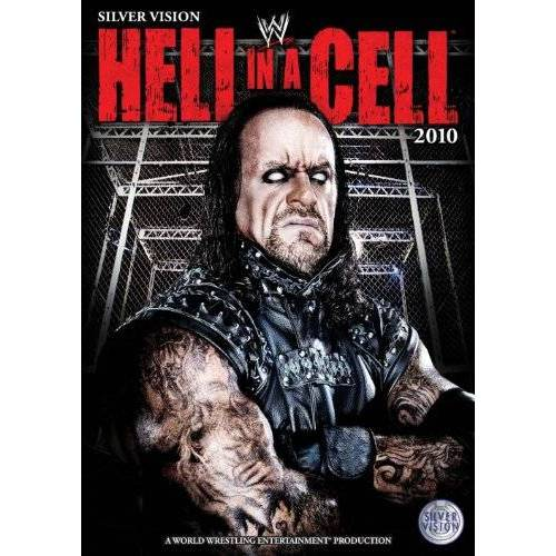 The Undertaker - WWE - Hell in a Cell 2010 - Preis vom 13.06.2021 04:45:58 h