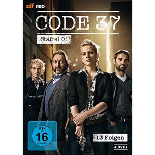 Jakob Verbruggen - Code 37 - Staffel 1 [4 DVDs] - Preis vom 20.06.2021 04:47:58 h