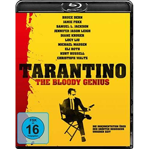 Tara Wood - Tarantino - The Bloody Genius [Blu-ray] - Preis vom 08.06.2021 04:45:23 h