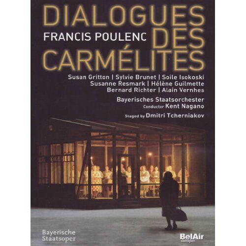 Alain Vernhes - Dialogues Des Carmelites - Preis vom 16.06.2021 04:47:02 h